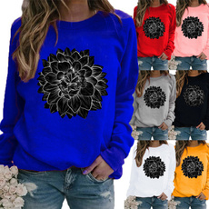 Fashion, Tops & Blouses, Graphic T-Shirt, Sleeve