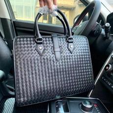 Shoulder Bags, Briefcase, leather, leather bag