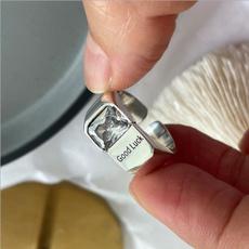 Couple Rings, wedding ring, 925 silver rings, naturalgemstone