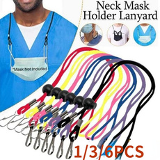 Adjustable, Necks, Colorful, Buckles