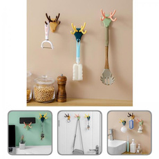 Bathroom, Door, clotheshook, hathanger