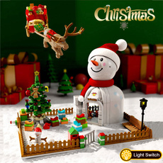 wintervillage, diy, Toy, Christmas
