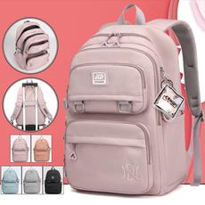 student backpacks, rainbow, School, zainoscuola