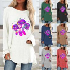 Fashion, Graphic T-Shirt, Long Sleeve, winter fashion