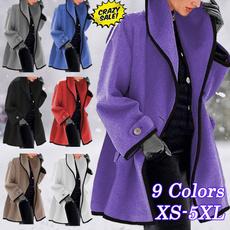lapel, Moda masculina, Invierno, wool coat