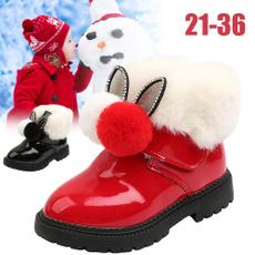 non-slip, ankle boots, cottonshoe, Fashion
