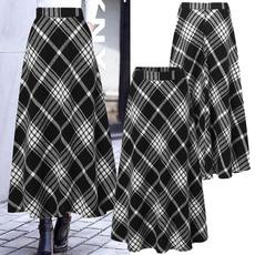 Fashion Skirts, retroskirt, Winter, ladiesskirt