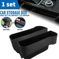 Box, case, carphonecharging, Console