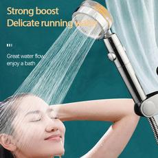 water, Bathroom, bathroomshowerhead, turbochargedshower