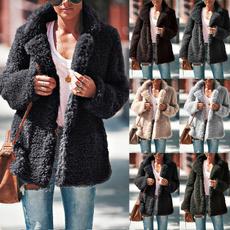 warmjacket, velvet, Winter, cardigan