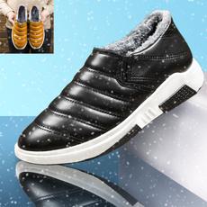casual shoes, cottonshoe, velvet, leather shoes