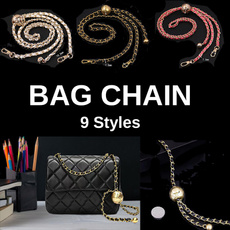 chainstrap, purses, Bags, leather