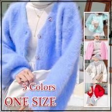 mink, velvet, Sleeve, sweater coat