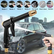 water, sprinkler, Cars, hosenozzle