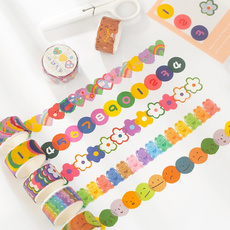 Scrapbooking, Lace, Color, Stickers