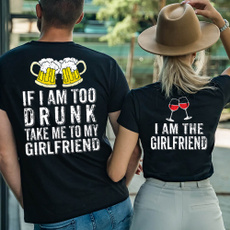 girlfriendboyfriendshirt, Girlfriend Gift, Fashion, lover gifts