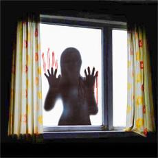 happyhalloween, Decor, windowsticker, Home Decor