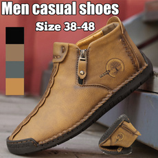 mensbootsleather, Sneakers, Outdoor, Hiking