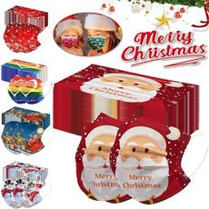 navidad, Christmas, christmasprintmask, santaclausmask