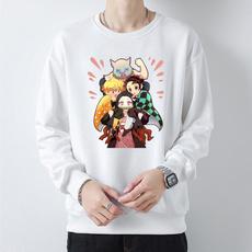 mangahoodie, Long sleeved, Tops, anime hoodie