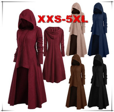 Goth, Fashion, Medieval, Long Sleeve