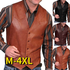 Vest, Plus Size, Coat, Waist