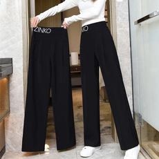 Plus Size, Waist, women long pants, harem pants