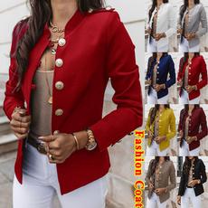 casual coat, Casual Jackets, Fashion, Sleeve