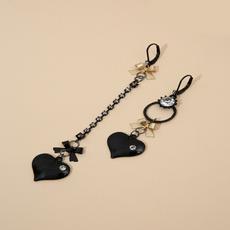 Black Earrings, Fashion, Love, Beautiful Earrings