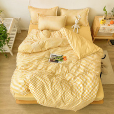 King, plaid, bedclothe, Home & Living
