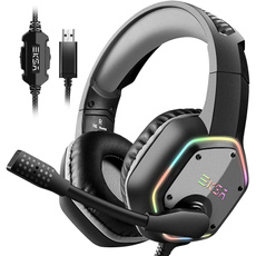 Headset, usb, gameheadset, computerheadset