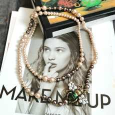 layer, Jewelry, pearls, giftjewelry
