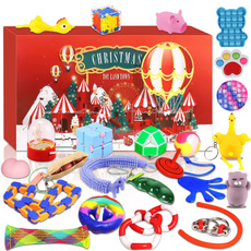 Box, Toy, Christmas, Gifts