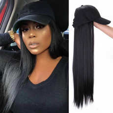 wig, Hairpieces, women hats, Hair Extensions