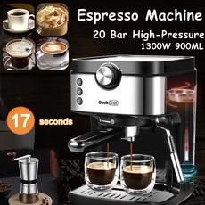 water, Coffee, espressomachine, wand