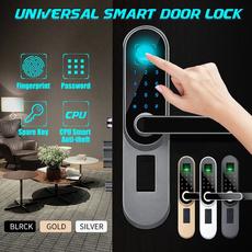 fingerprintunlock, Hotel, Door, doorlock