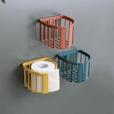 Box, toiletpaperholder, Bathroom, wallmounted