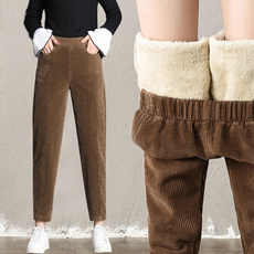 harem, trousers, Invierno, Casual pants