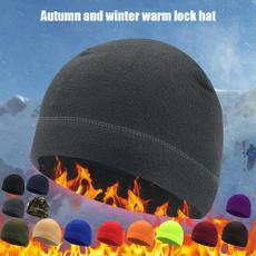 Fleece, Outdoor, beanies hat, Winter