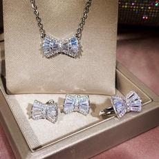 Jewelry Set, Silver Jewelry, Fashion, Jewelry