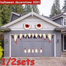 halloweendecorationsoutside, decoration, Outdoor, Door