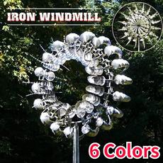 windmill, Outdoor, windcatcher, Halloween