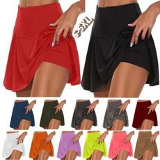 Fashion Skirts, sportshortskirt, Fashion, Yoga
