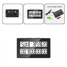 ledsnoozetimer, led, digitalalarmclock, Clock