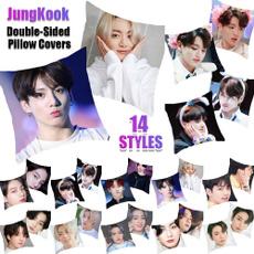 K-Pop, btsjk, Cushions, btspillowcase