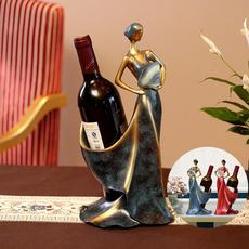 winebottlerack, Beautiful, Sculpture, Home & Living