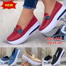 causalshoe, Plus Size, Platform Shoes, mouth