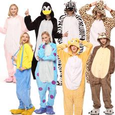 pajamaset, cottonshoe, Animal, Role Playing