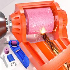 grindermachine, polishingwheel, drillgrinder, Machine