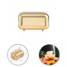 Box, tissuecontainer, tissueholder, Spring